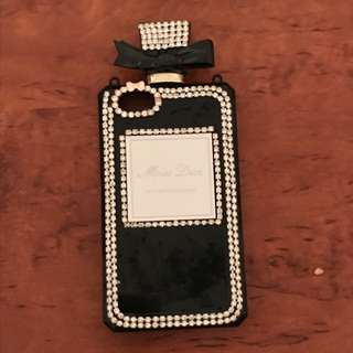 Miss Dior iPhone Case