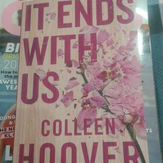IT ENDS WITH US - COLLEN HOOVER