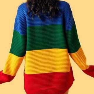 Unif Crayola Sweater