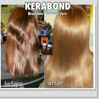 Kerabond Brazillian Blowout SET