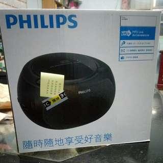 PHILIPS 手提音響 AZ100B