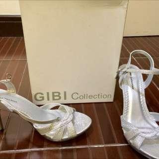Gibi Sandals (Silver)