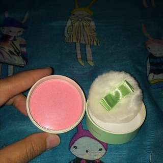 Blush On Face Shop