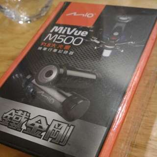 Mio M500 機車行車記錄器 全新