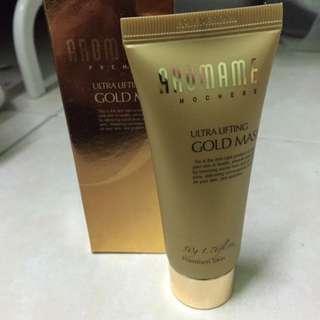 2 Units Gold Mask