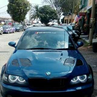 BMW 325I E46 2.5CC 2004/2007