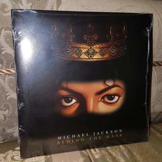 Michael Jackson -  Behind The Mask / Hollywood Tonight RSD New Sealed 7""