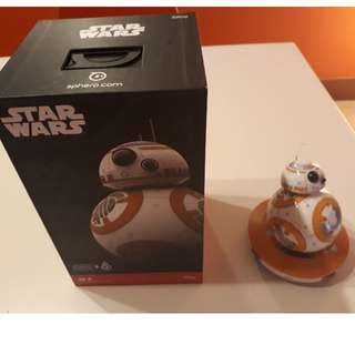 Star Wars BB8 Ap Enabled Droid