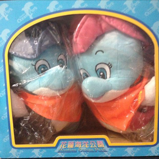 海洋公園玩偶