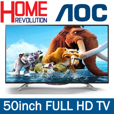 AOC - 50inch Full HD LED TV