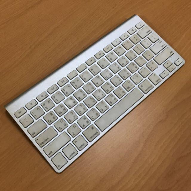 Apple原廠 Wireless Keyboard
