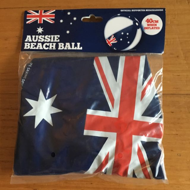 Aussie Beach Ball