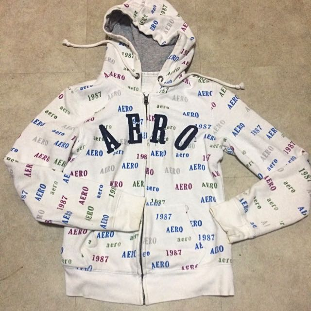 Authentic AERO hoody