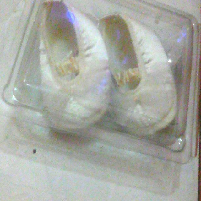 Baby Baptismal Shoes