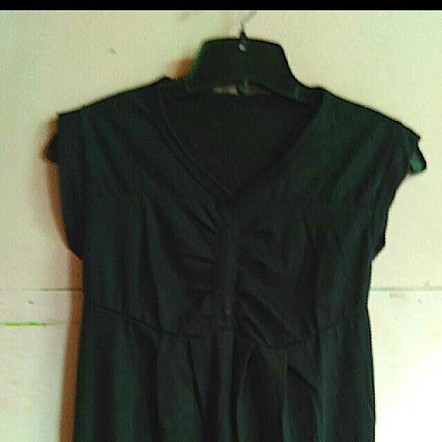Babydoll Black Dress