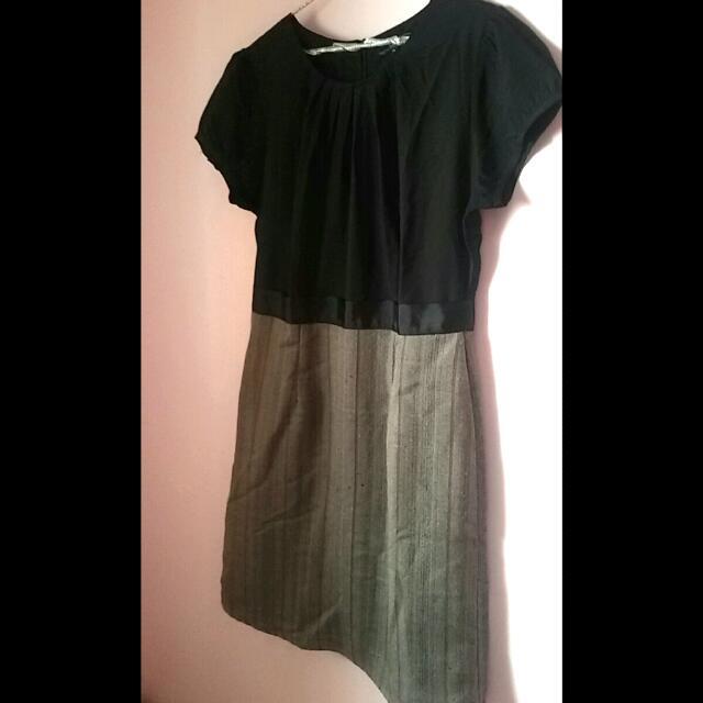 Black Dress Merk Cole Size XL