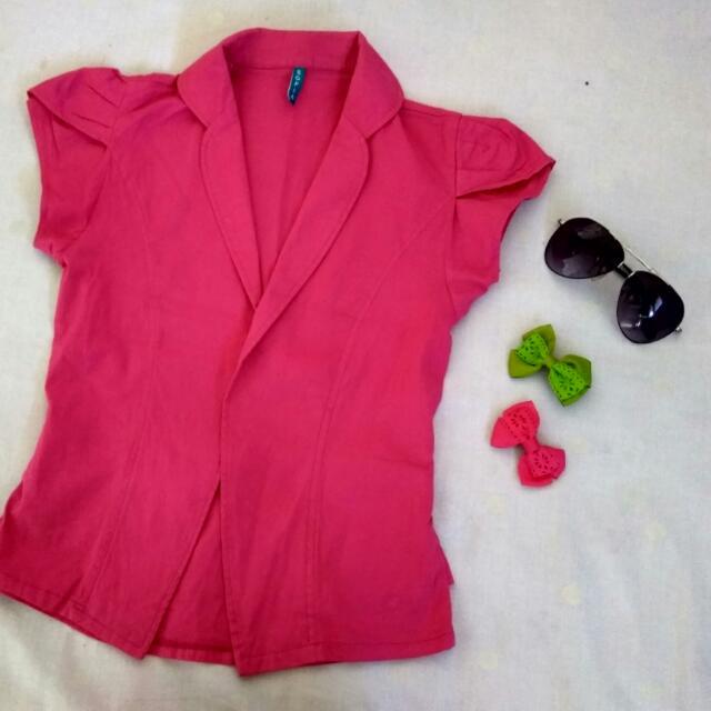 Blezer Pink