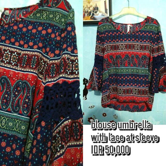 Blouse umbrella Max
