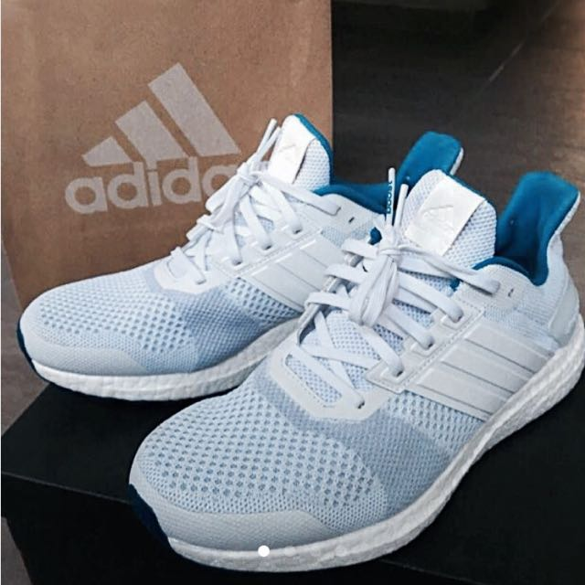 newest c205c 40fa2 Boost God Reviewed - Adidas Ultra Boost ST Quick Sale - US9