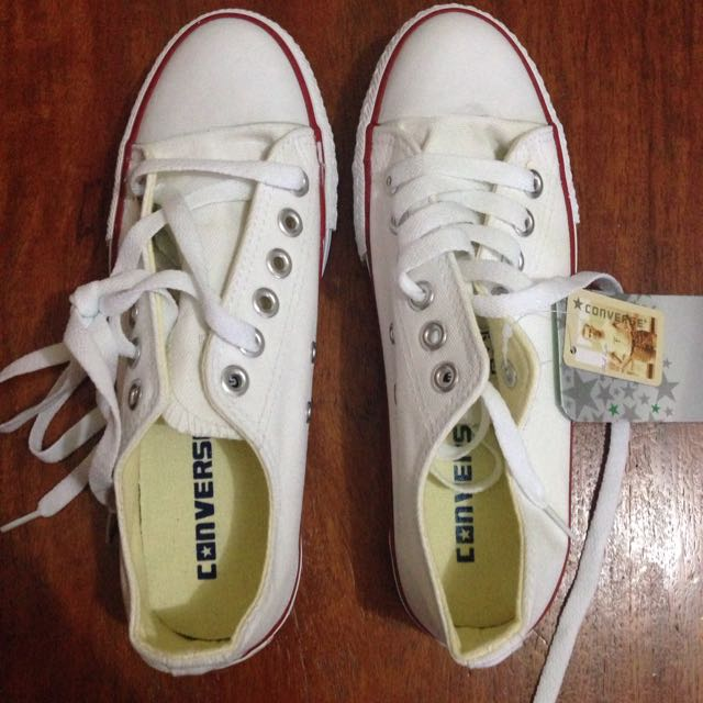 AUTHENTIC CONVERSE ALL STAR OPTICAL WHITE UNISEX