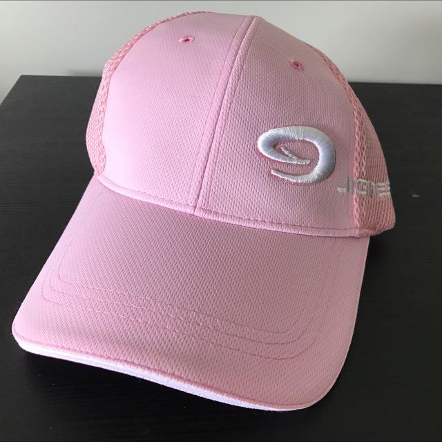 Brand New Pink Cap