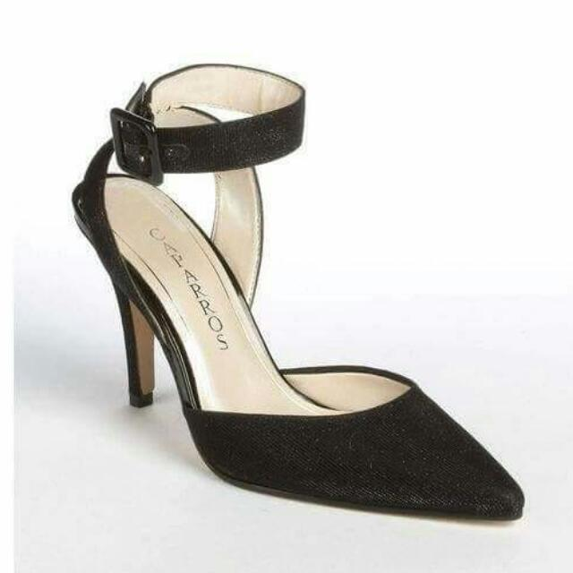 Caparros' Ingrid Ankle-strap Pumps. Women's US Size 7