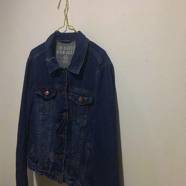 Cotton On Classic Denim Jacket