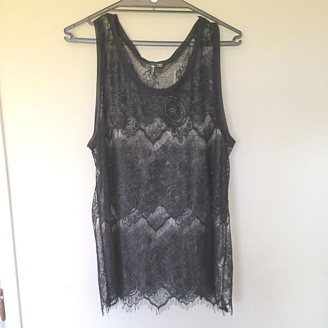 Cotton On Lace Singlet
