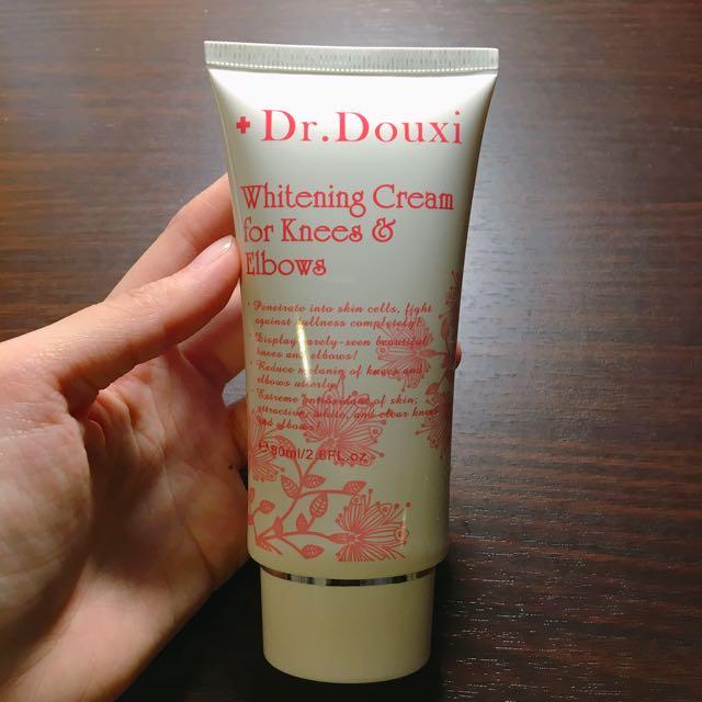 Dr.Douxi 膝蓋肘部美白霜