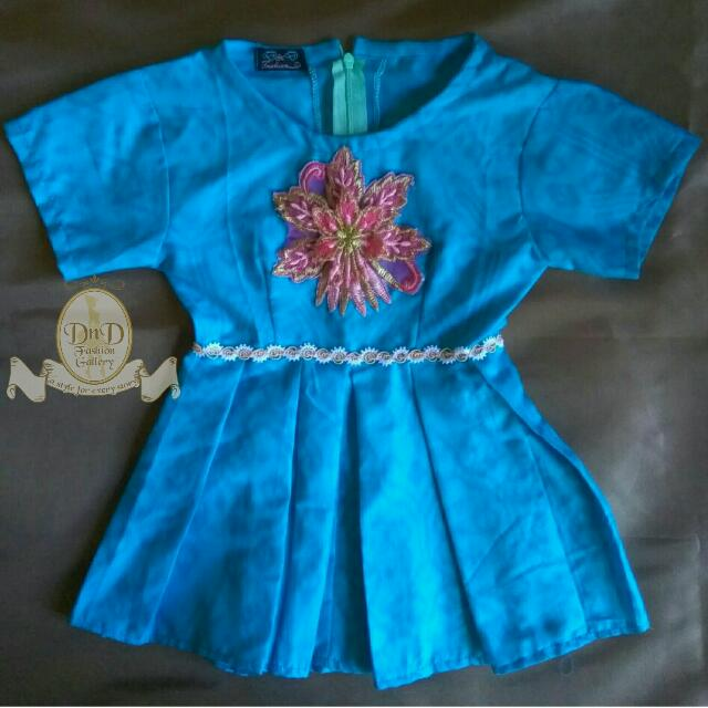 Dress Etnik Anak /dress Anak