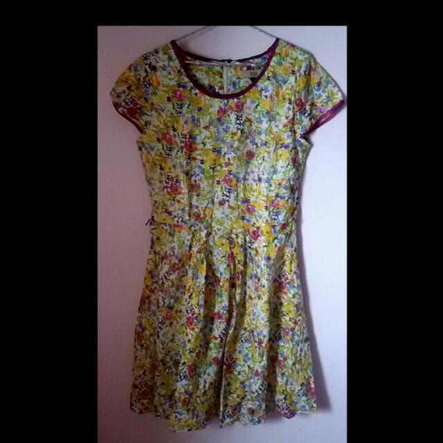 Dress Flower Brand BLF Size L