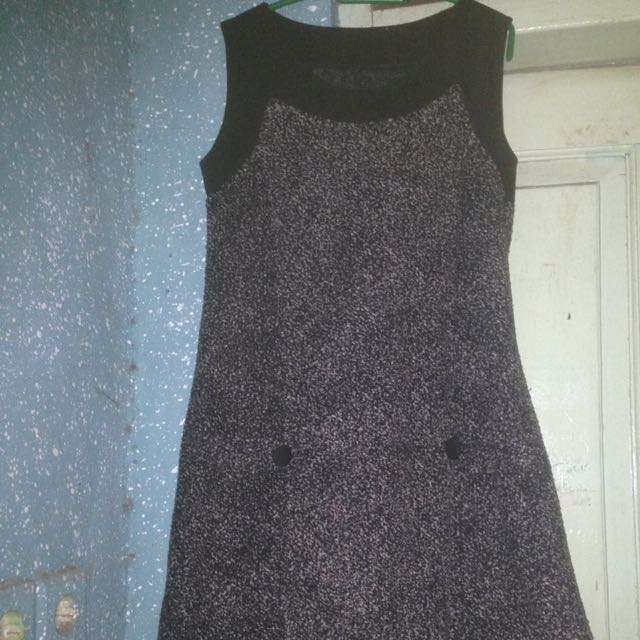 Dress Imut Size S Fit M