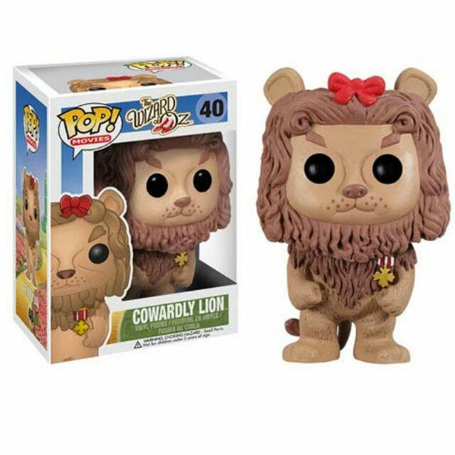 【Funko】綠野仙蹤膽小獅Cowardly Lion