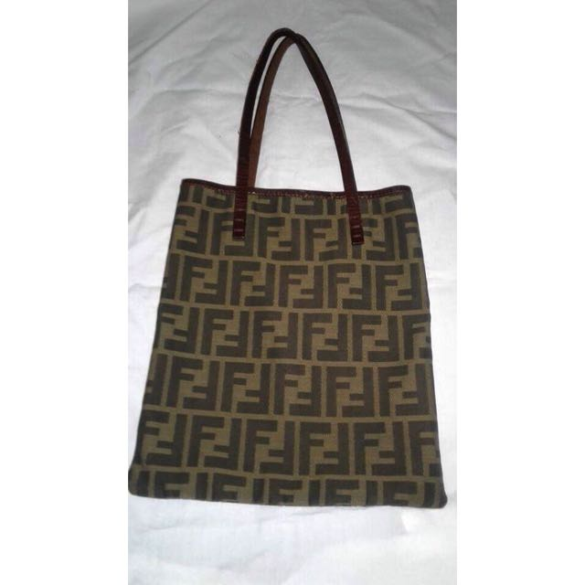 Genuine Fendi Small Handbag