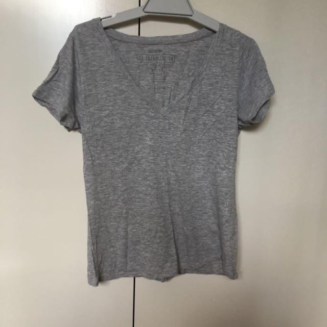 Grey Cotton On T Shirt