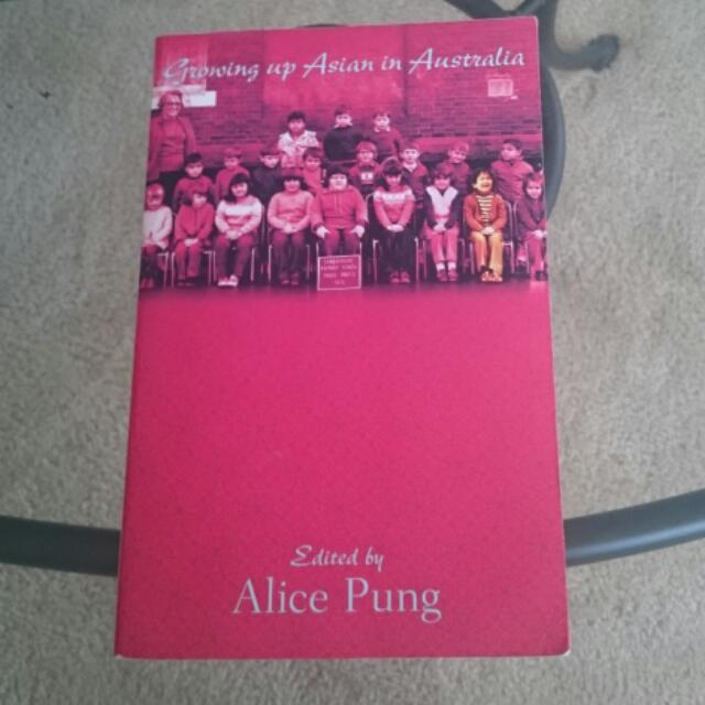 Growing Up Asian In Australia - Alice Pung