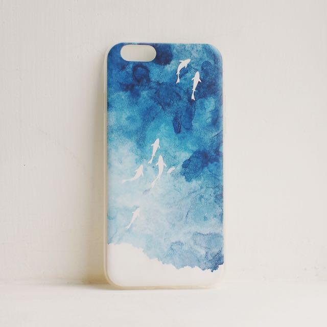 iPhone 6/6s 手機保護殼(矽膠)