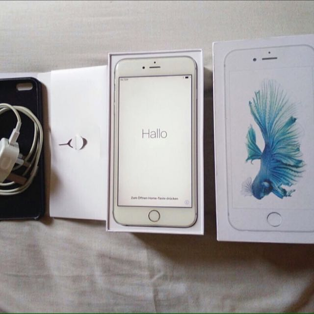 iPhone 6s Plus Silver 128GB 2nd