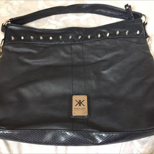 Kardashian Black Bag