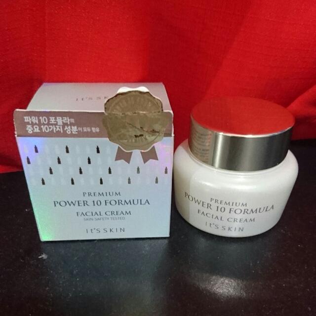 Korean Its Skin, Power 10 formula Facial Cream