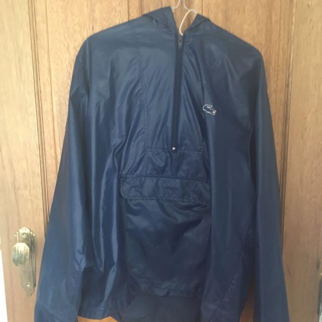 Lacoste Spray Jacket Size L