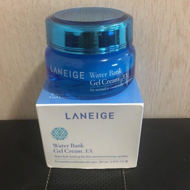 Laneige Water Bank Gel Cream_EX