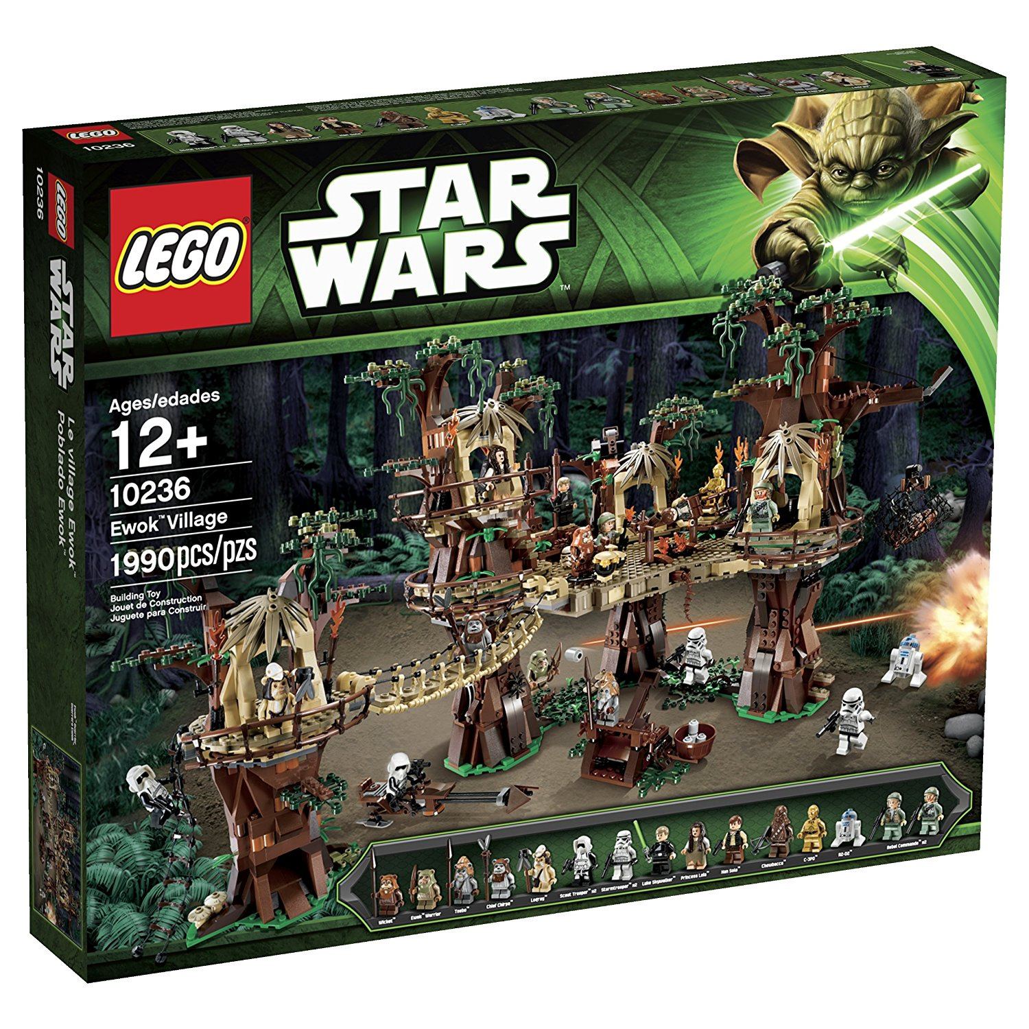 VillagemisbNewamp; Lego 10236 Star Ewok Retired Wars nONwkXP80