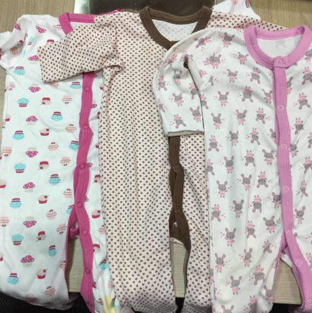 Libby Sleepsuit Preloved