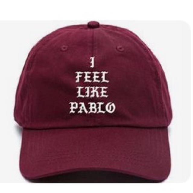Life Of Pablo  Caps