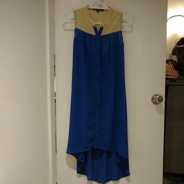 Love Stitch Long Shirt/Dress