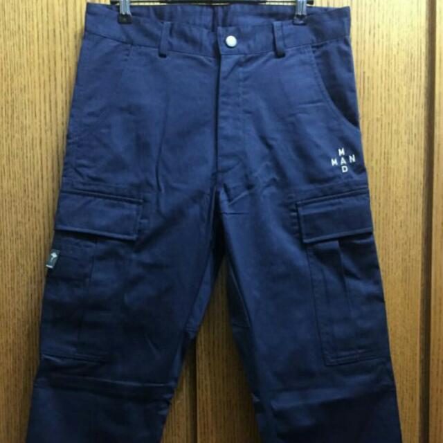 Madness military pants S號 30腰 正品便宜出清 1500元