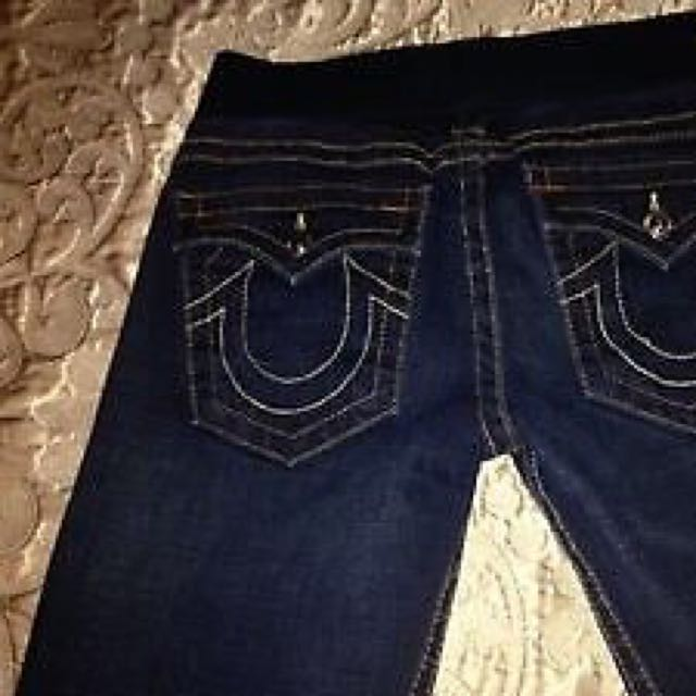 Maternity True Religion Jeans Size 31