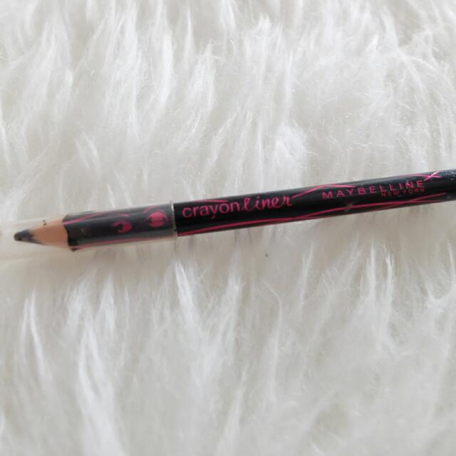Maybelline - Crayon Liner (Pencil)