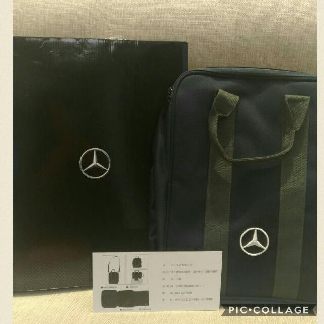 Mercedes-Benz 多功能旅行袋 電腦包